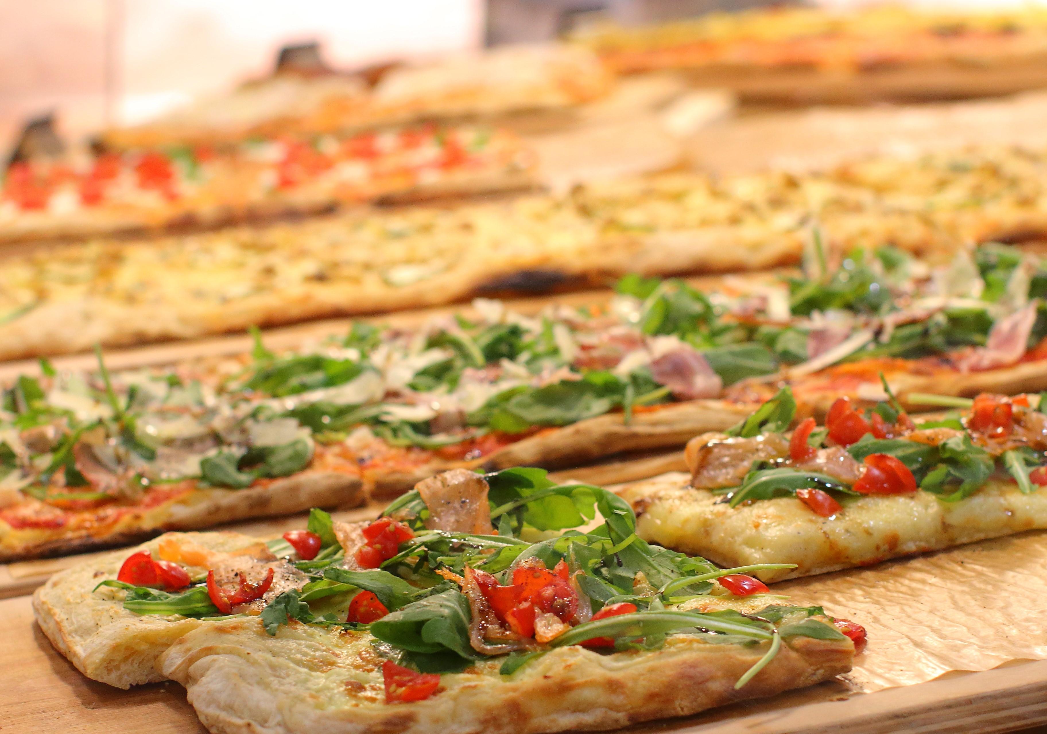 Pizza ohne König